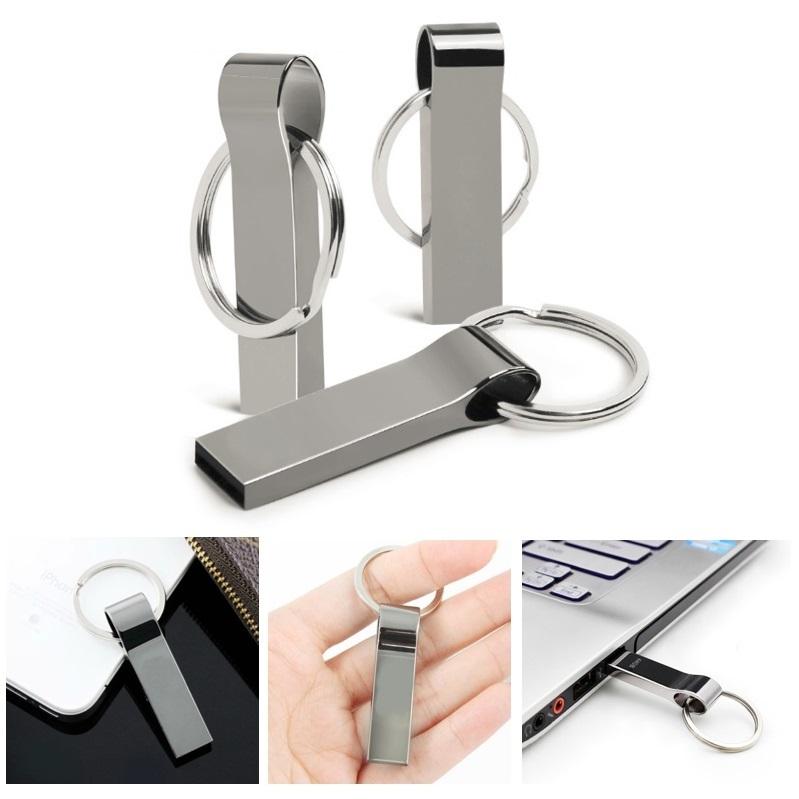 USB flash disk 2.0, 8 GB, gunmetal barva (UDM1075)
