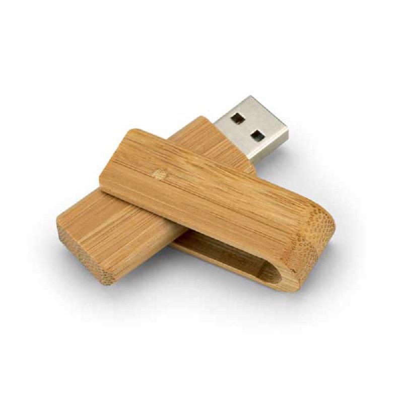 DŘEVĚNÝ USB FLASH DISK TWISTER