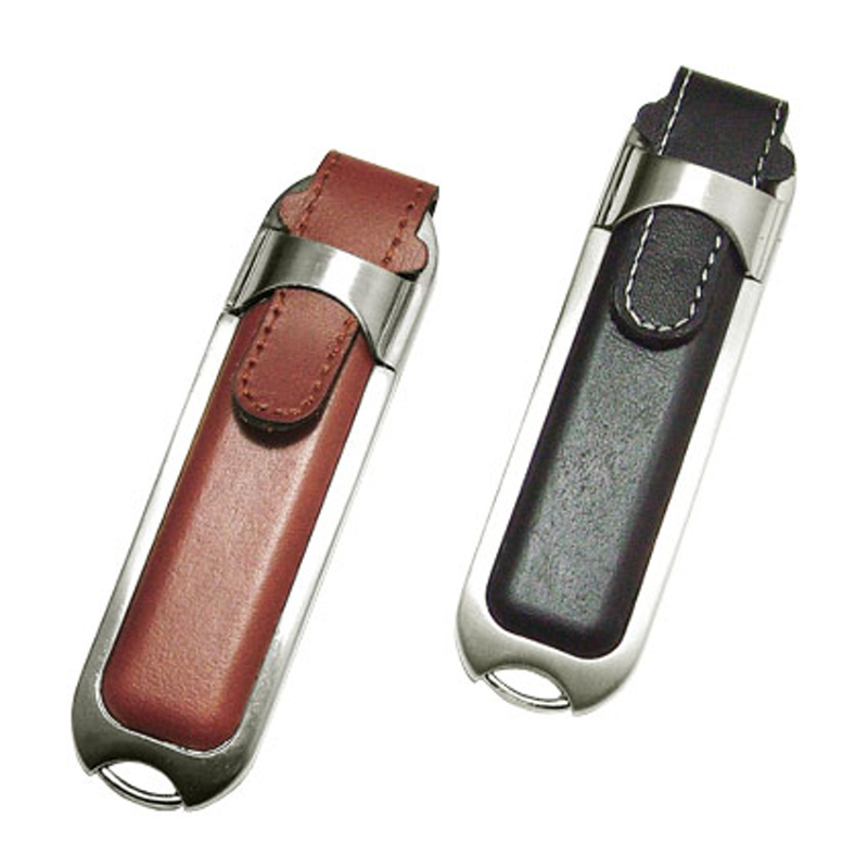 USB FLASH DISK KOŽENÝ