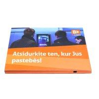"""VIDEO BROŽURA LCD 4,3"""""""