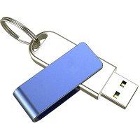 OTOČNÝ KOVOVÝ USB 3.0 FLASH DISK