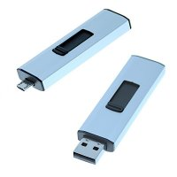 OTG FLASH DISK RETRACT, USB 2.0 NEBO 3.0