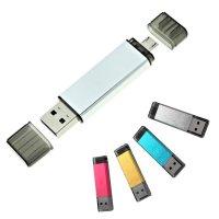 OTG  FLASH DISK SLIM, USB 2.0 NEBO 3.0