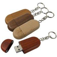 USB FLASH DISK DŘEVĚNÝ