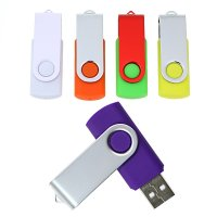 USB FLASH DISK 3.0/ 2.0 TWISTER