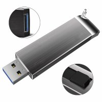 LUXUSNÍ KOVOVÝ USB 3.0 FLASH DISK
