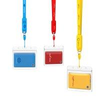 3 V 1 - NAPÁJECÍ USB KABEL V LANYARDU S USB TYPE-C, LIGHTNING A USB MICRO, V KRABIČCE