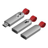 LUXUSNÍ VÝSUVNÝ USB FLASH DISK