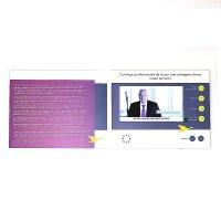 """VIDEO BROŽURA LCD 7"""""""