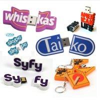 USB FLASH DISK 2D NEBO 3D LOGO