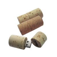 USB FLASH DISK KORKOVÝ ŠPUNT