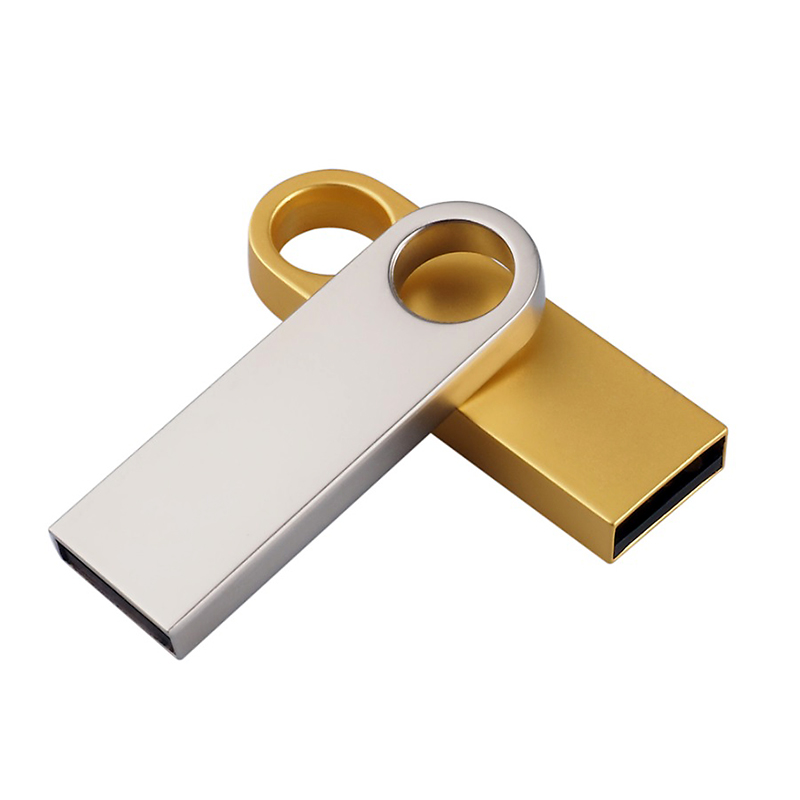 KOVOVÝ  MINI USB FLASH DISK KING