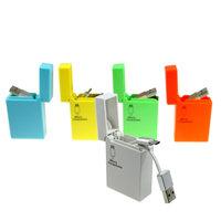 DATOVÝ A NAPÁJECÍ  KABEL USB NA USB MICRO, V KRABIČCE S NAVIJÁKEM
