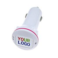 USB AUTO ADAPTER DUÁLNÍ (2.1A + 1A)