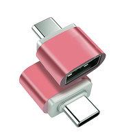 DATOVÝ A NAPÁJECÍ ADAPTÉR USB A NA TYPE - C