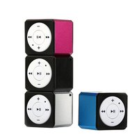 MP3 PŘEHRAVAČ CUBE MINI