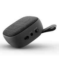 Bluetooth Reproduktor s textilní síťkou, barva černá (SPE2809)