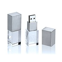USB FLASH DISK SKLENĚNÝ