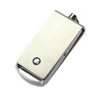 VÝKLOPNÝ KOVOVÝ MINI USB FLASH DISK
