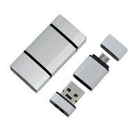 MINI OTG USB FLASH DISK PRO MOBIL S REDUKCÍ NA micro USB