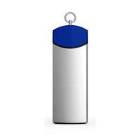 LUXUSNÍ KOVOVÝ USB FLASH DISK S ROTAČNÍM VYSOUVÁNÍM