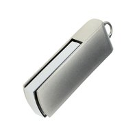 LUXUSNÍ KOVOVÝ OTOČNÝ USB FLASH DISK
