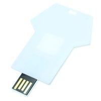 PLASTOVÁ USB FLASH DISK KARTA - DRES